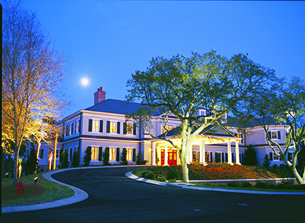 Golf-Turtle Point Clubhouse