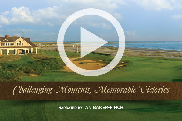 The Ocean Course Challenging Moments Video